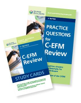 C-EFM Exam Study Aids