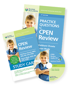 CPEN Exam Study Aids