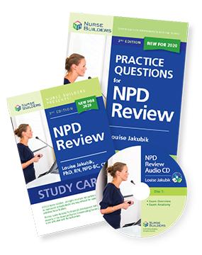 NPD Exam Study Aids