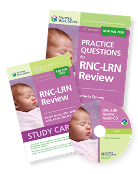 RNC-LRN Exam Study Aids